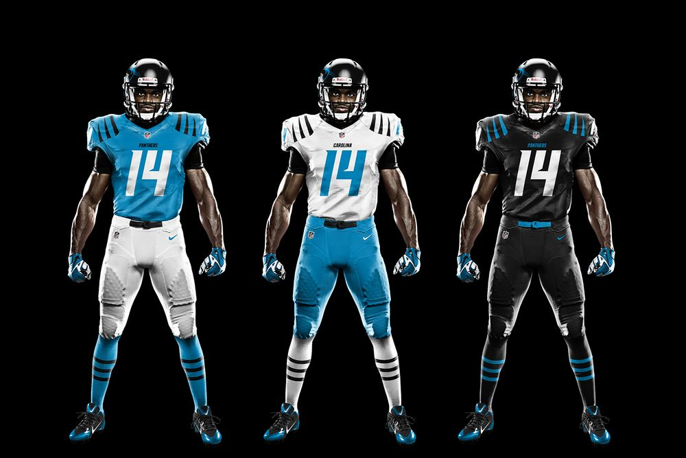 948e0e2df Pin by Whitney Sullivan on Panthers | 32 nfl teams, Nfl uniforms ...