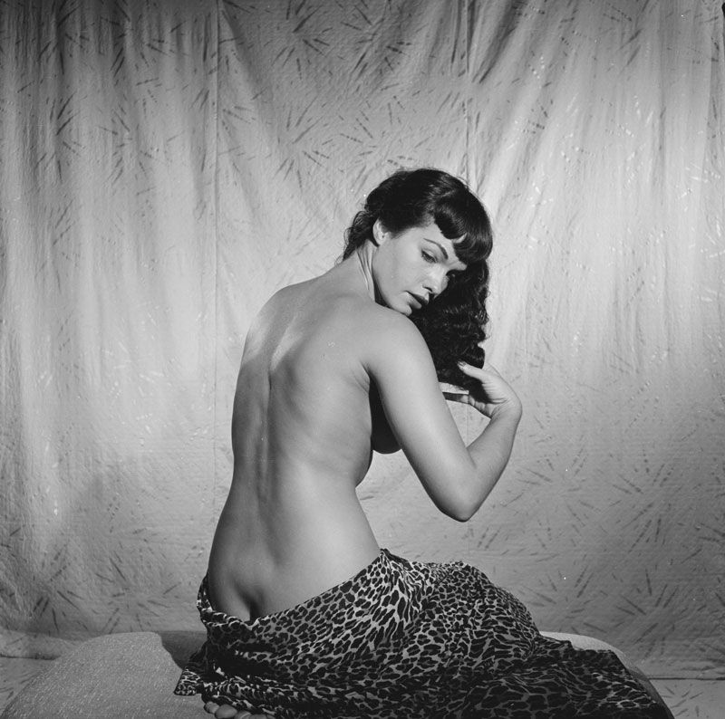 bettie page online