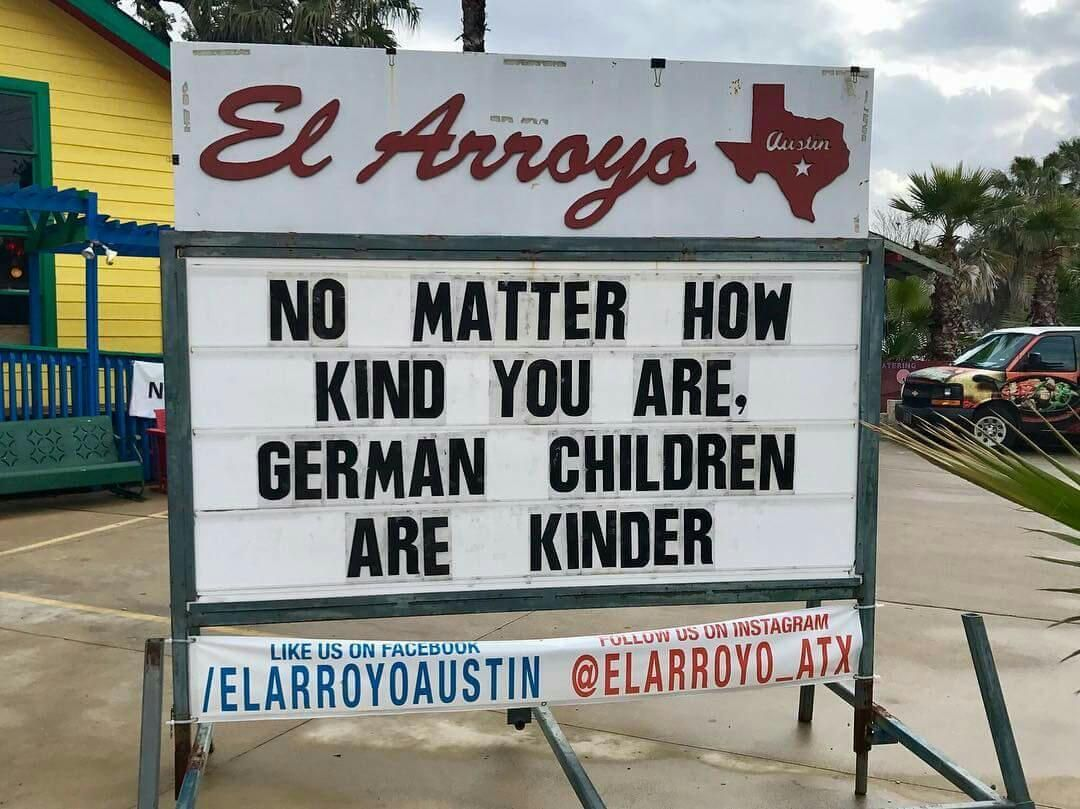 There's kind and then there's kinder