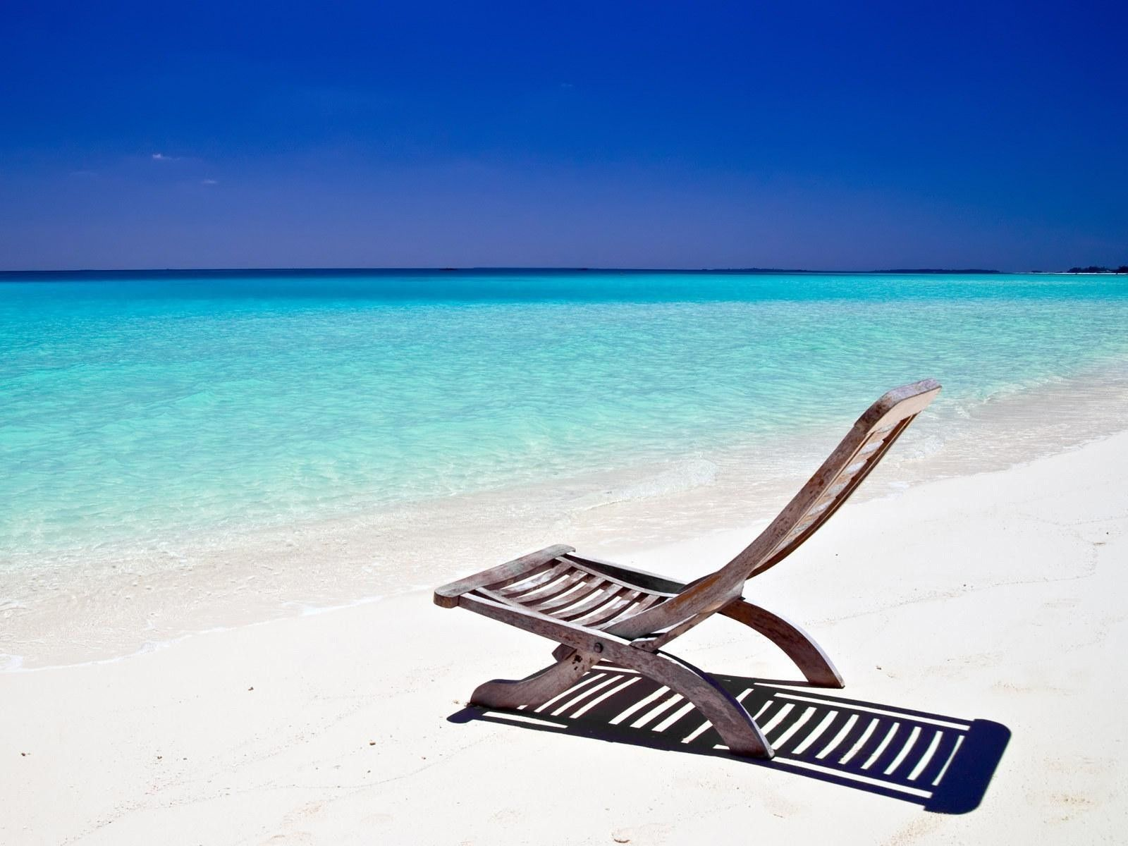 Trade your office chair for a beach chair!