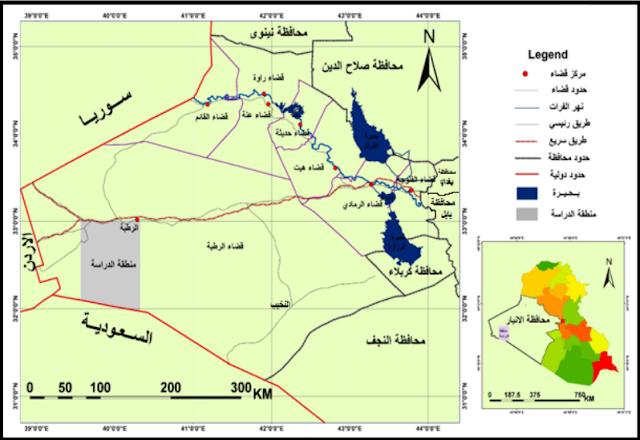 الجغرافيا دراسات و أبحاث جغرافية خارطة التوزیع المكاني لوحدات ترب منطقة الرطبة ال Map Places To Visit Geography