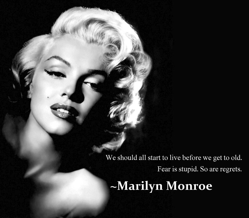 Happy Birthday Marilyn Monroe Marilyn Monroe Quotes