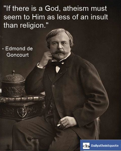 Pin by Reasonist Ink on Atheist Memes, etc  | Atheist quotes