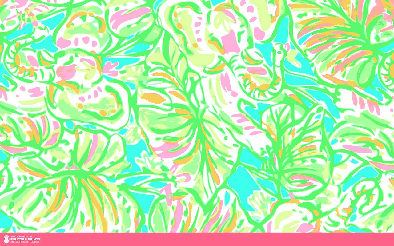 An Unofficial Collection of Lilly Pulitzer Prints: desktop ...