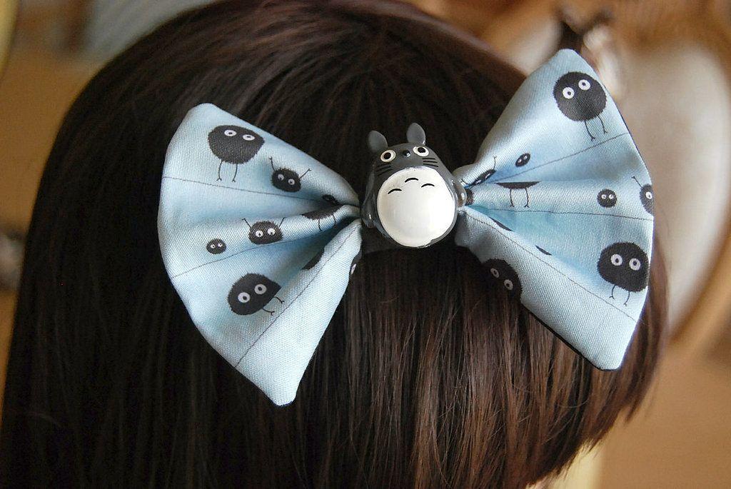 My Neighbor Totoro Bow ($5)