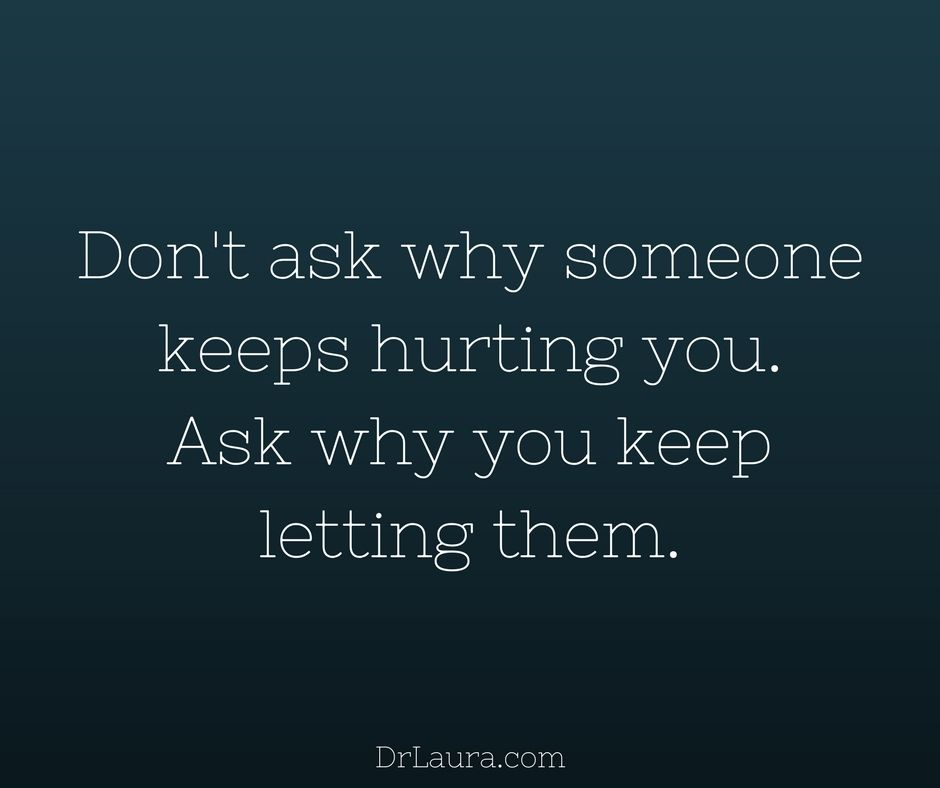 What To Do When Someone Keeps Letting You Down Say What