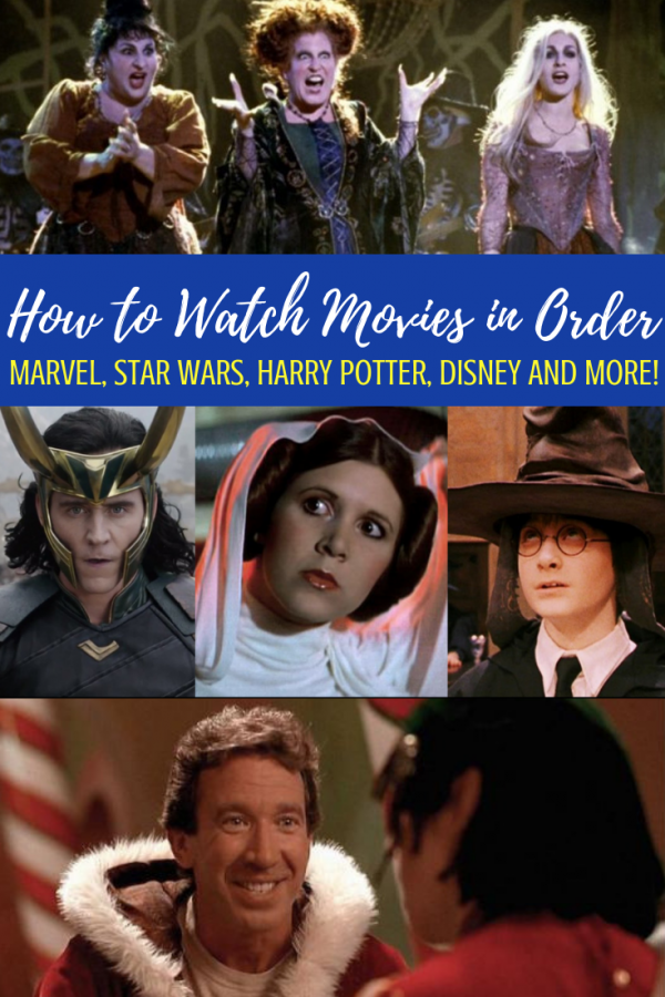 The Ultimate Guide to Watching Movies in Order (With