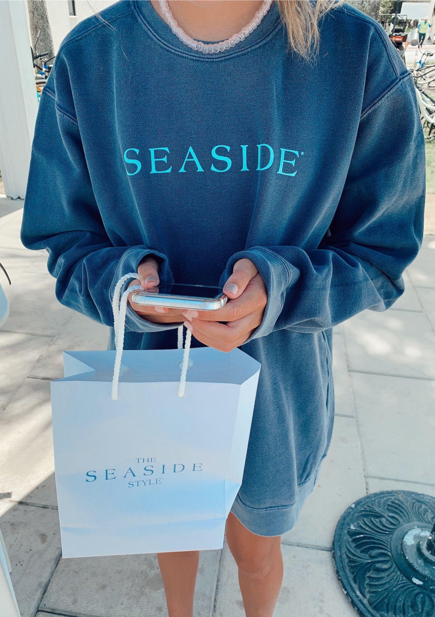 Seaside Florida Outfits Sweatshirts Seaside Sweatshirt [ 2049 x 1444 Pixel ]