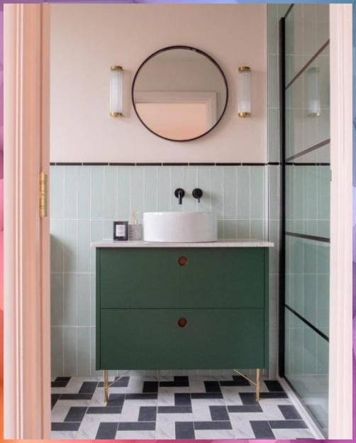 Mischen Altes Mit Neuem 7 Vintage Bad Design Ideen Die Sie Machen Ohnmachtig Hunker Mischen Altes M Vintage Badezimmer Badezimmer Design Badezimmer Grun