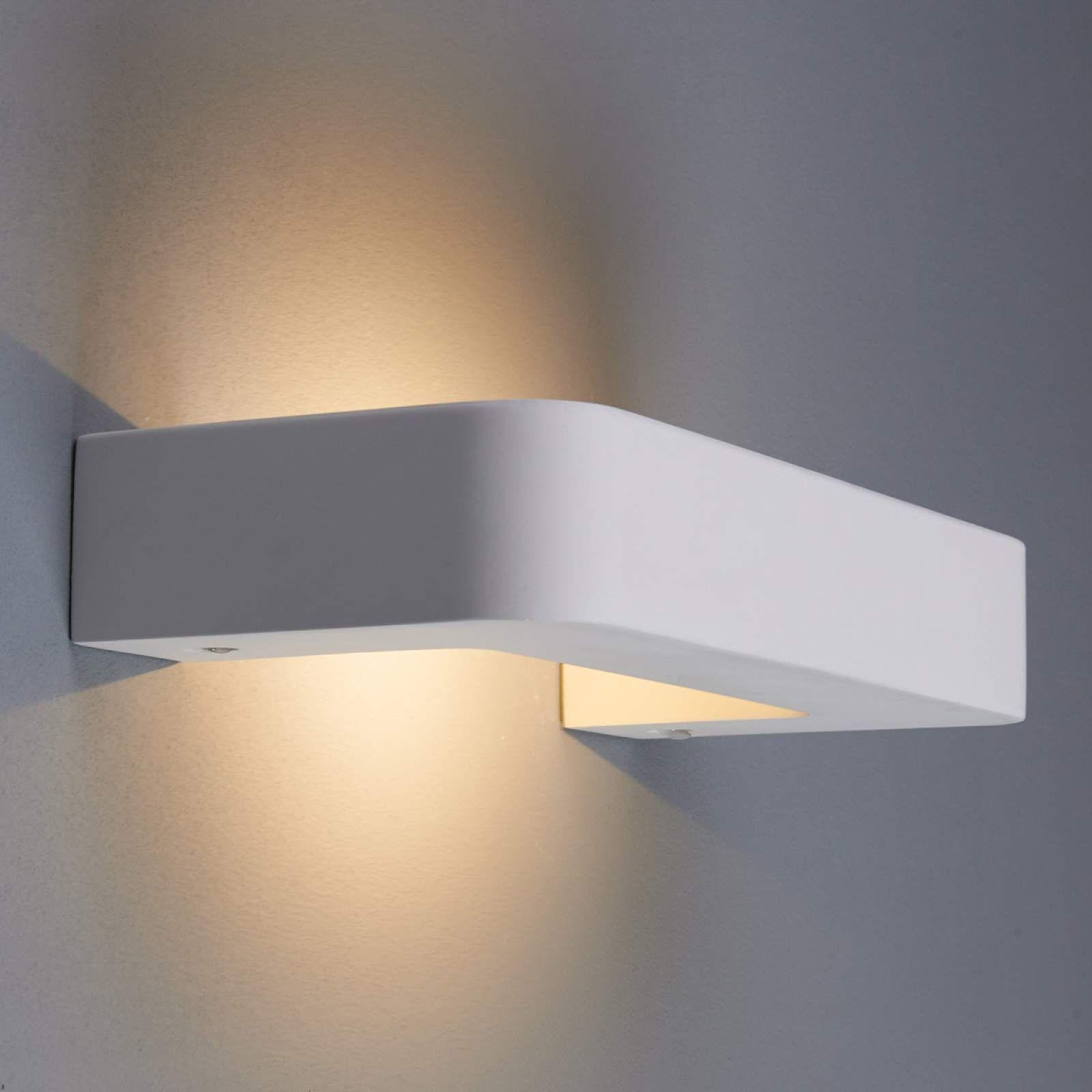 Moderne Wandleuchte Von Lampenwelt Com Weiss In 2020 Wandleuchte Innendekoration Und Wande