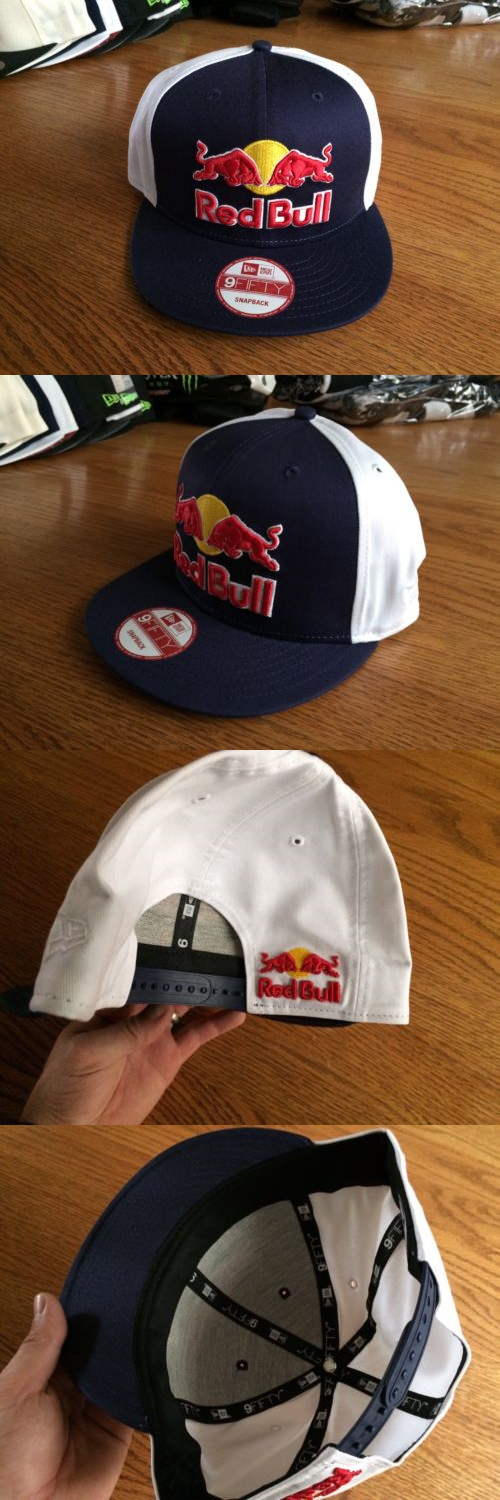 Hats 163543  Red Bull Monster Energy New Era Athlete Snapback Hat Super Rare  Color -  BUY IT NOW ONLY   450 on eBay! de3e63c43d45