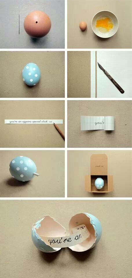 Egg fortunes