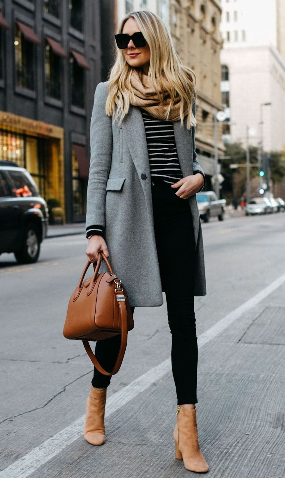 Genius Winter Outfit Idea Chic Winter Outfits Professional Work Outfit Casual Work Outfits Women
