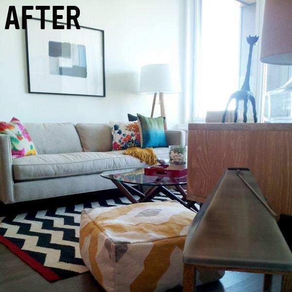 living room furniture in brooklyn ny sofa west elm modern apartment