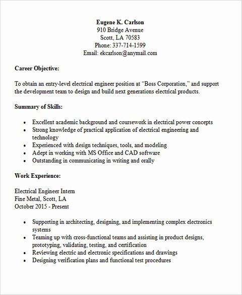 Best resume writing service for engineers