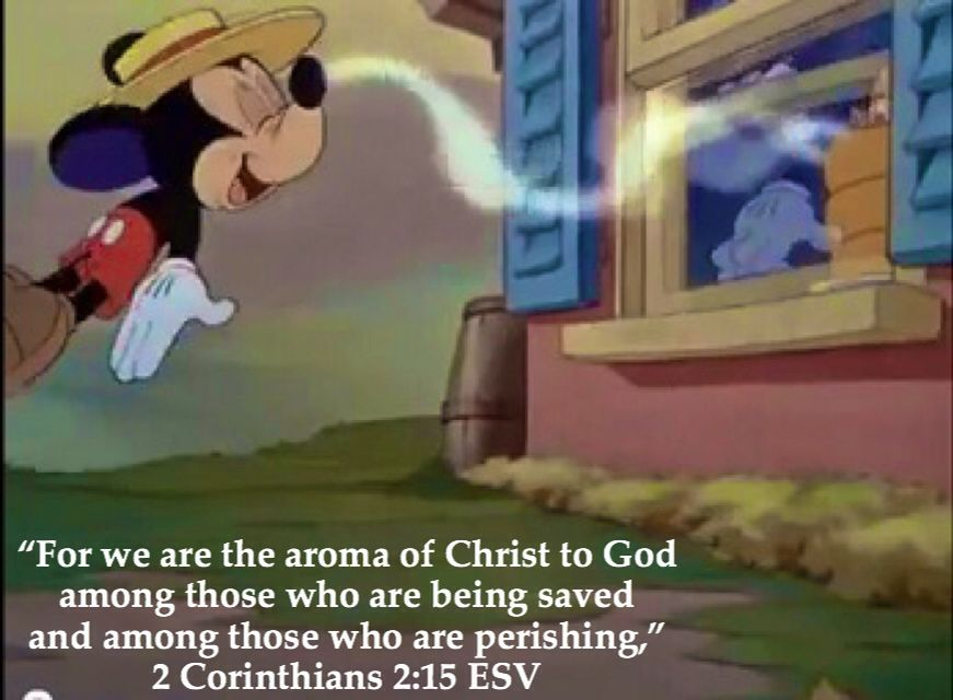 Bible Verse Tv Tropes Mickey Mickey Mouse