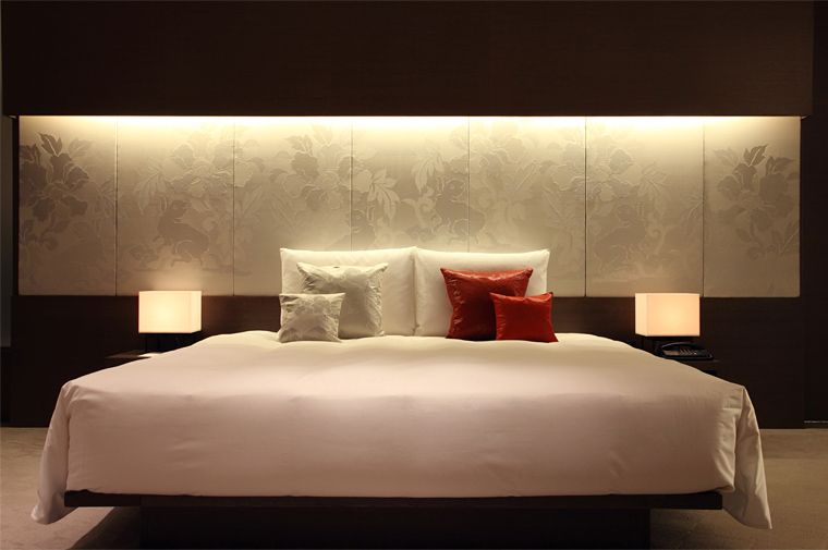 Hyatt regency kyoto hotel projects hosoo guestroom 1 for Design hotel kyoto