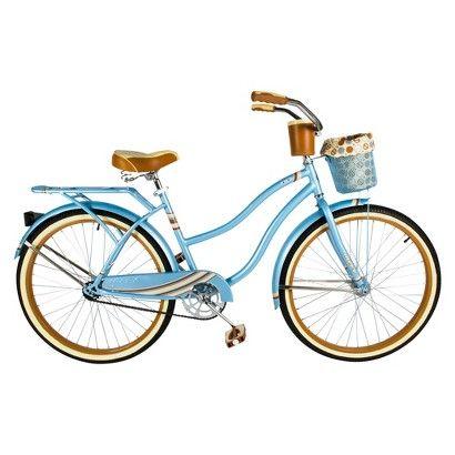 Huffy 26 Ladies Nassau Cruiser Blue Cruiser Bike Huffy Beach Cruiser Bikes