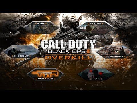 Black Ops 2 - Final DLC Map Pack IDEA!