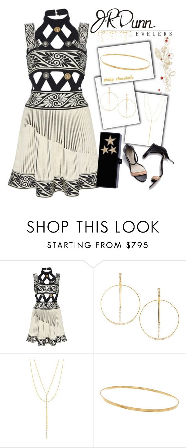 """#662 Fashion Forward with JRDunn: 13/05/16"" by pinky-chocolatte ❤ liked on Polyvore featuring FAUSTO PUGLISI, Dunn, Lana, Edie Parker and 3.1 Phillip Lim"