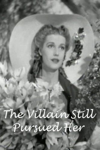 Anita Louise in The Villain Still Pursued Her (1940)