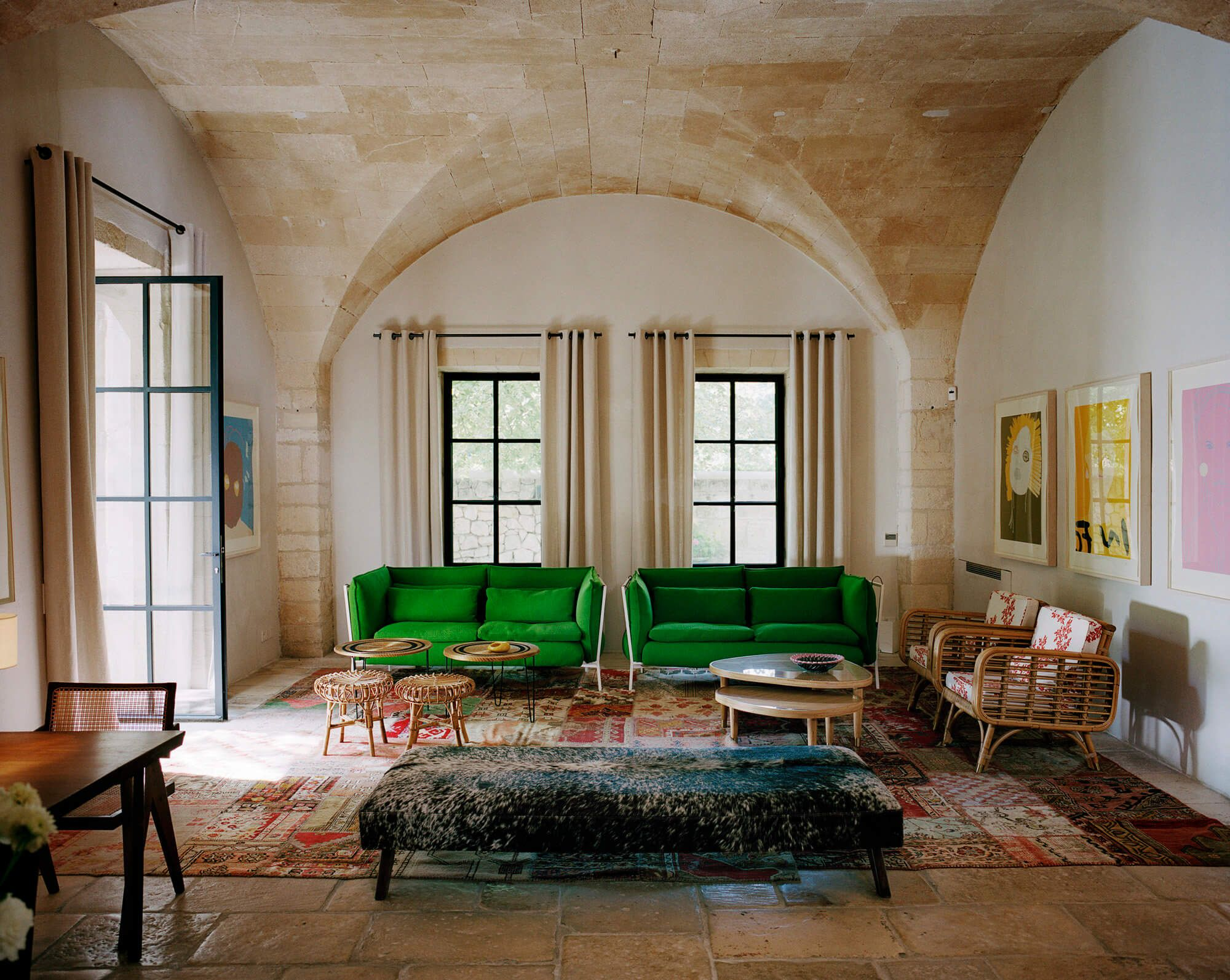 India Mahdavi Interior Design Interior Design Bedroom Eclectic Interior