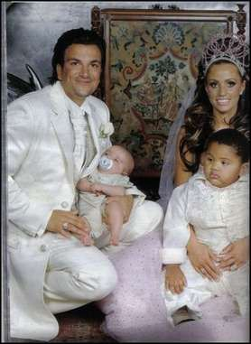 Katie Price Media Personality Peter Andre Wedding Pinterest And Weddings