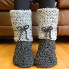 50 tutoriel de bottes chausson pour femme au crochet tricot pinterest le crochet pour. Black Bedroom Furniture Sets. Home Design Ideas