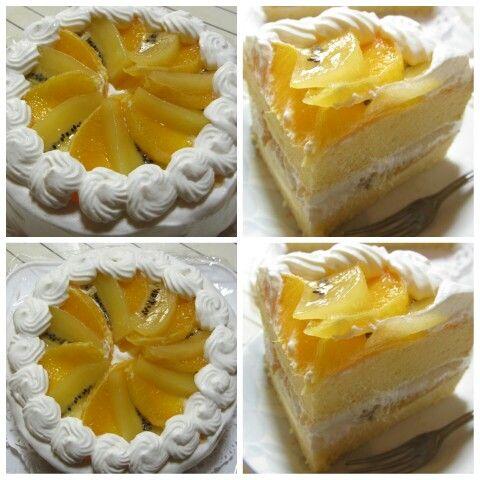 フルーツケーキ作りました。 FruitCake . cafe de sinkuro.