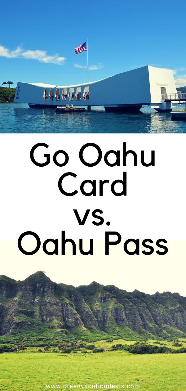 Go Oahu Card vs  Oahu Pass   Travel   Pinterest   Travel
