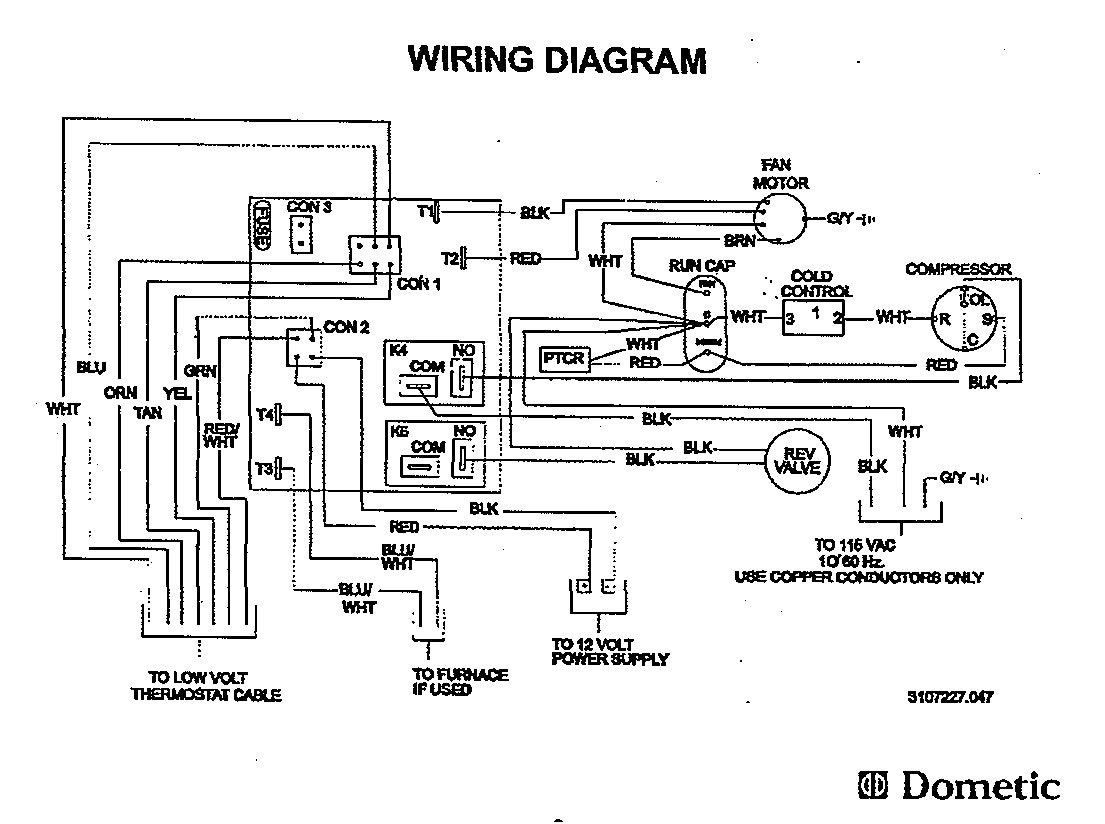 Dometic Control Board Wiring Diagram Awesome in 2020