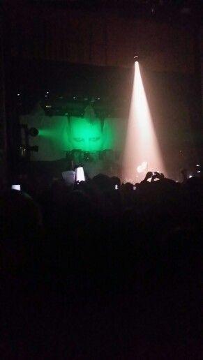 Marilyn Manson in Fargo ND