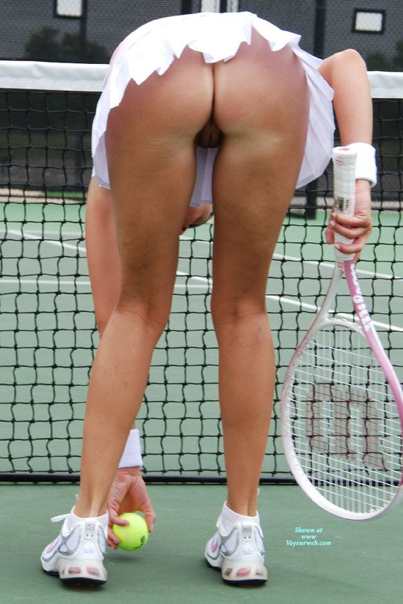 pussy tennis display best