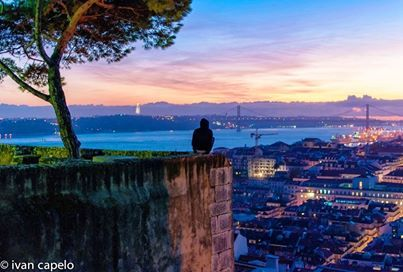 Lisboa. By Ivan Capelo