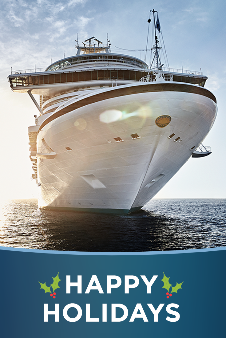 Where will you cruise to this holiday season?