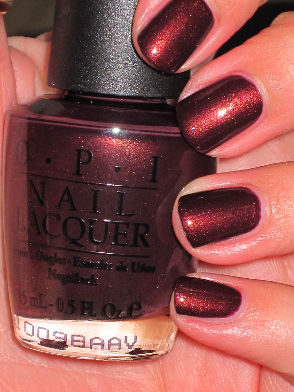 OPI - Espresso Your Style