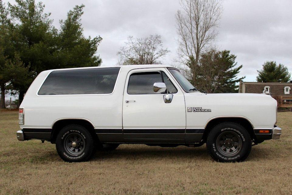1990 Dodge Ramcharger Base Sport Utility 2 Door Dodge Ramcharger Ford Bronco Dodge