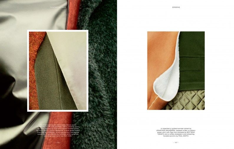 FANTASTIC MAN - 이라는 잡지인데 들어가봐. 페이지 멋있는거 많다.