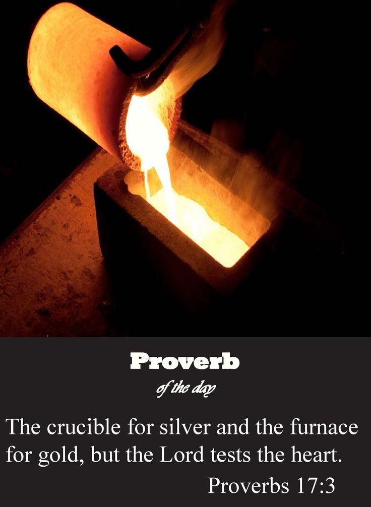The Crucible for Silver