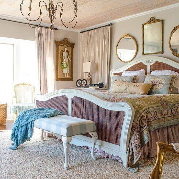 Pin by Tracey Bissett on Bedrooms French country