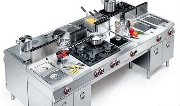 The Proper Layout For Your Cooking Equipment Commercial Kitchen