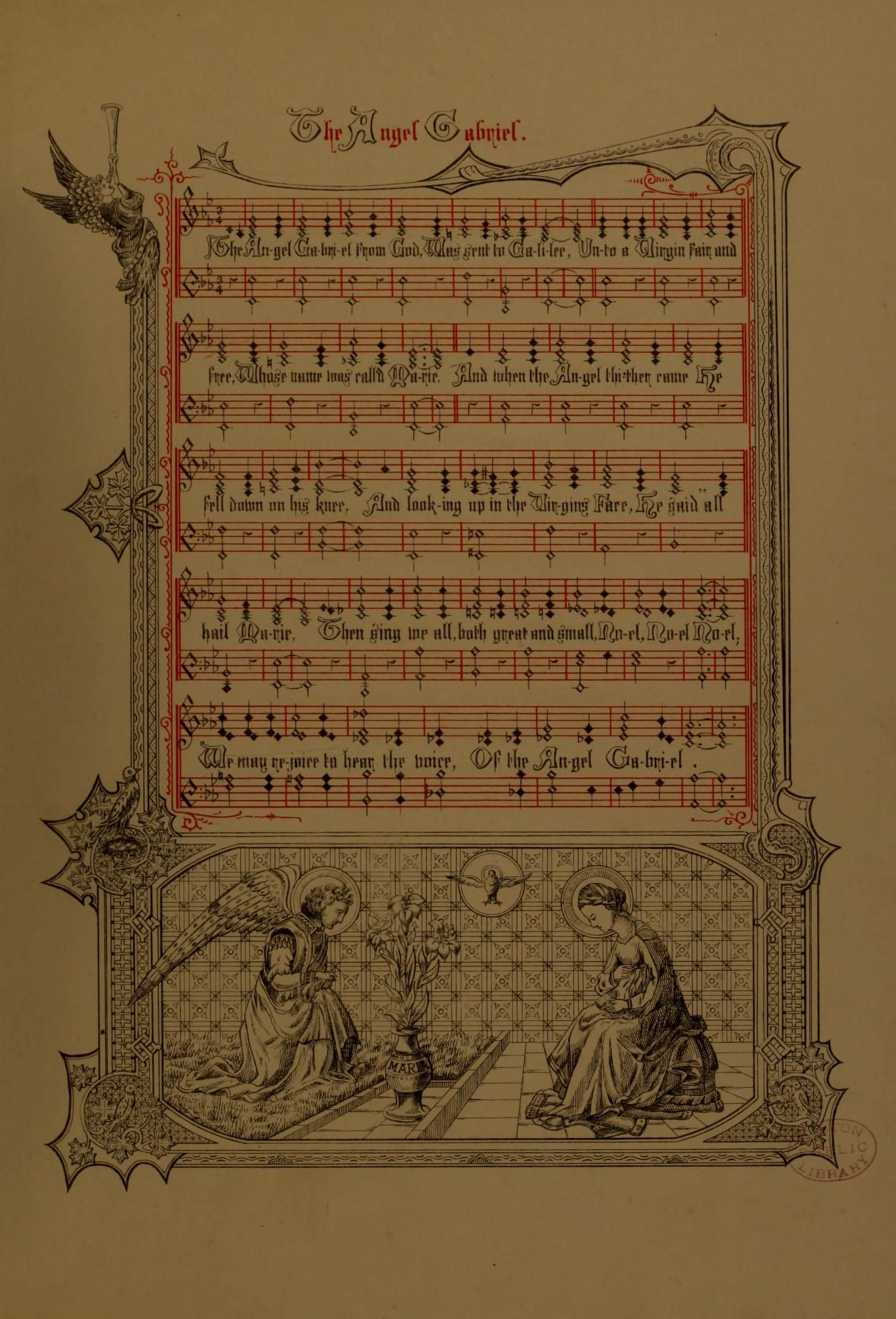 Old English carols set to music : traditional a... | Christmas ...