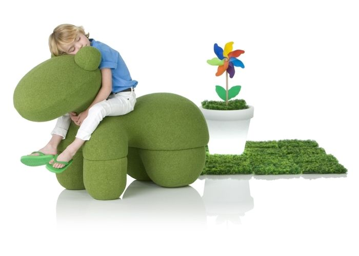 Plaything of the child's