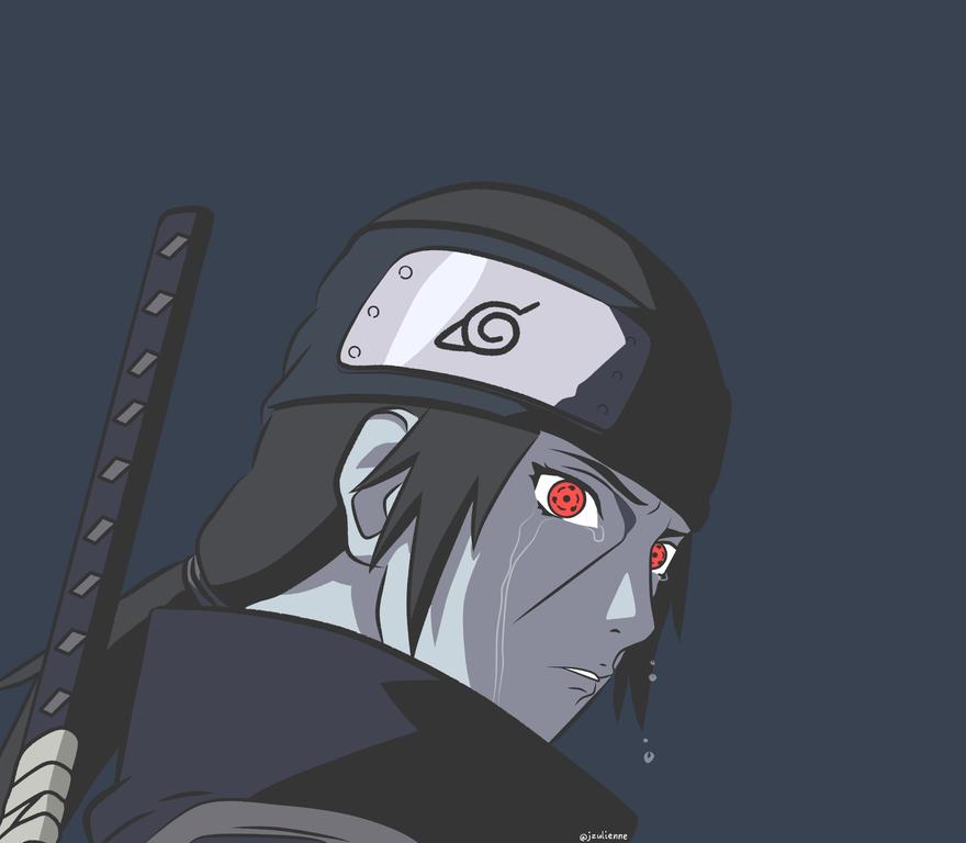 Itachi fan art. 😊 Naruto in 2020 Fan art, Itachi
