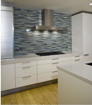 Merveilleux Modern Kitchen Tile Backsplash