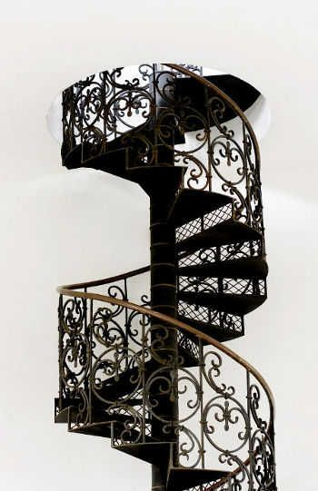 Best Intricate Spiral Staircase … Spiral Staircase Beautiful 400 x 300