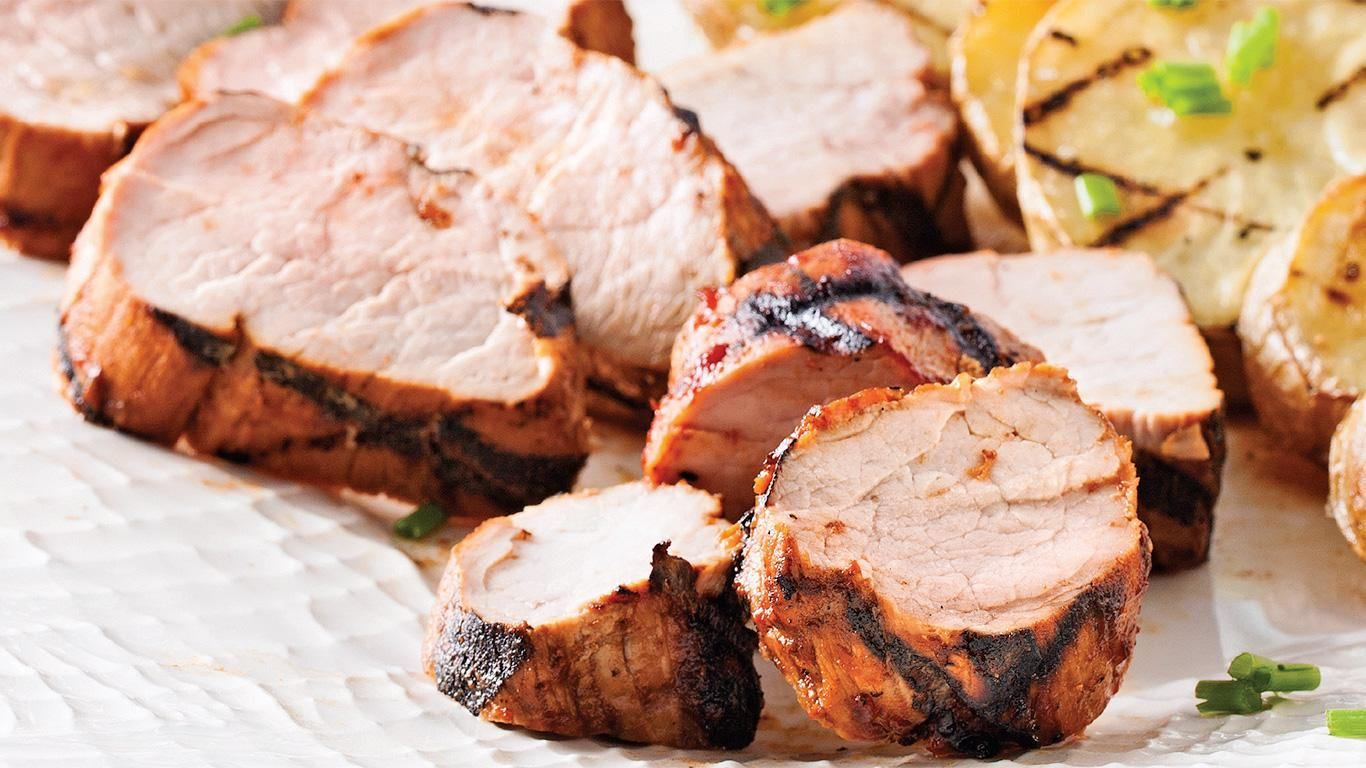 Filets de porc au chipotle