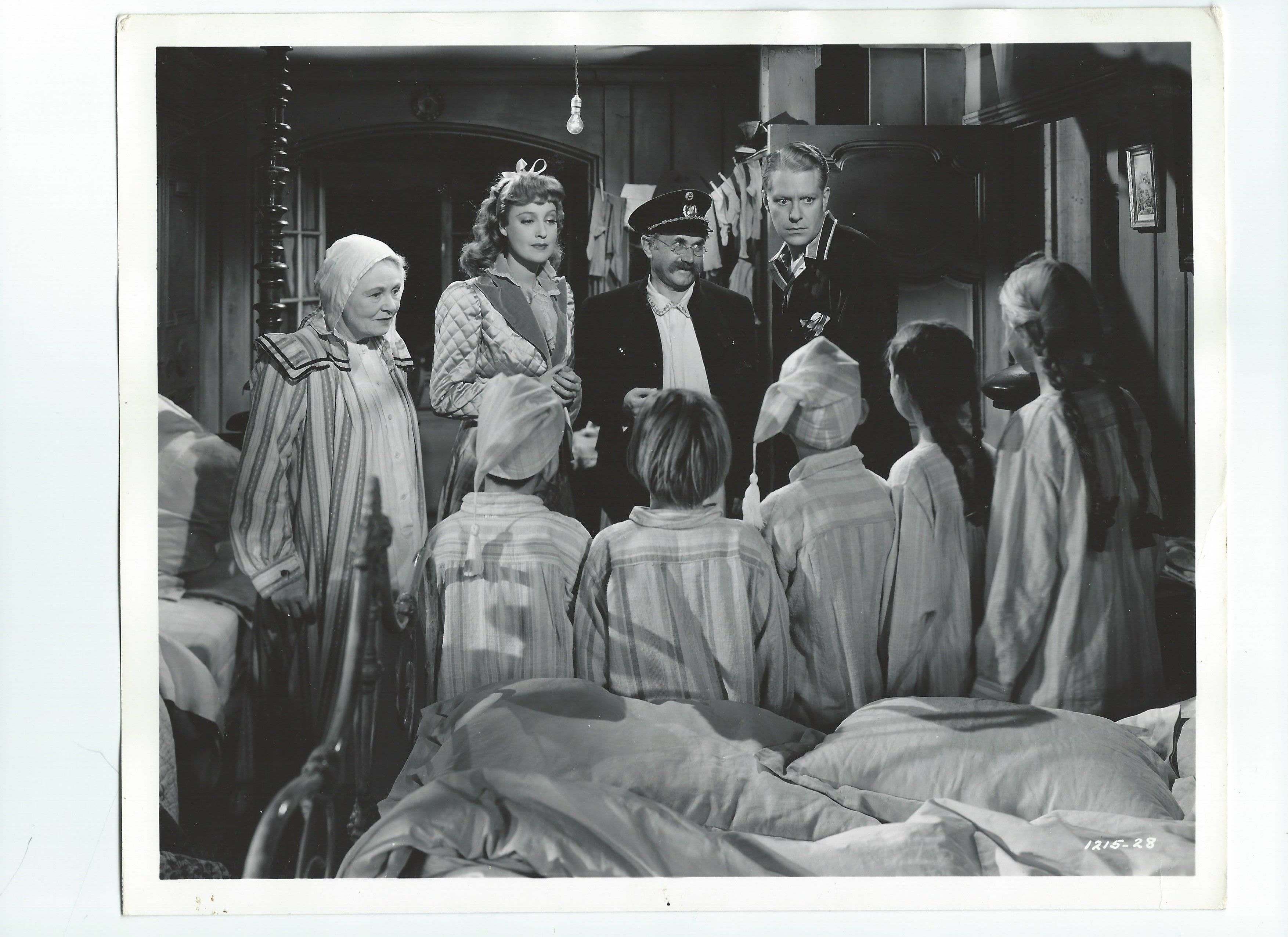 Double Weight Original Vintage Photo Of A Deleted Scene From I Married An Angel With Jeanette Macdonald And Nelson Eddy E Jeanette Macdonald Jeanette Photo