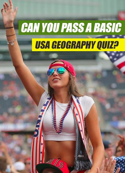 How Much U.S. Geography Do You Remember From School? | United States ...