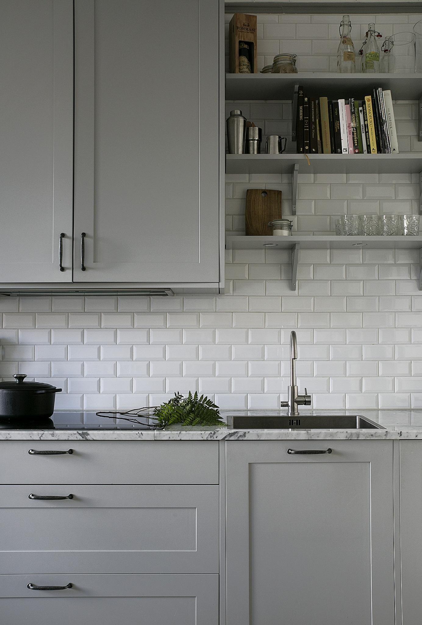 Ynglingagatan 9   Fantastic Frank   Grey kitchen designs, Grey ...